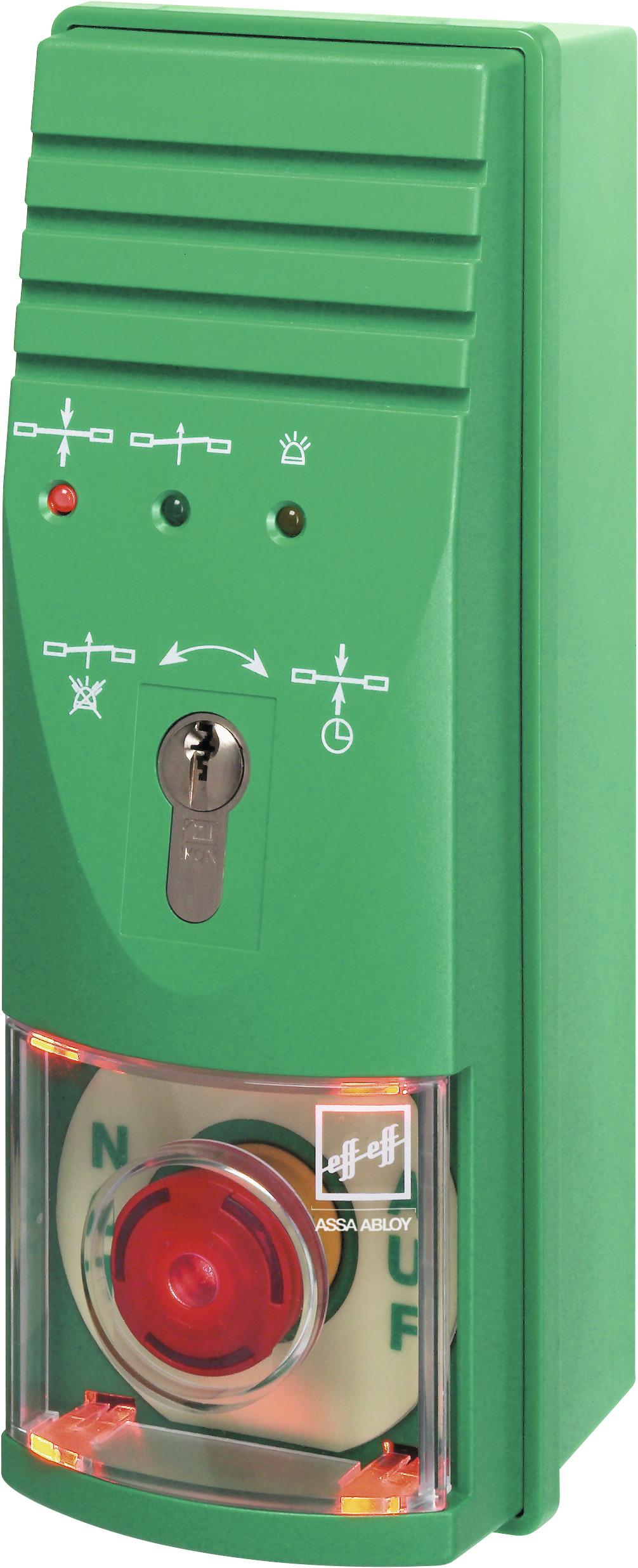 Escape Door Control Unit Terminal Surface Mounted A Abloy Wiring Diagrams Model 1340 14